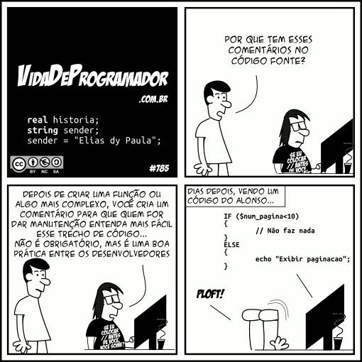 Boas Práticas de Programação