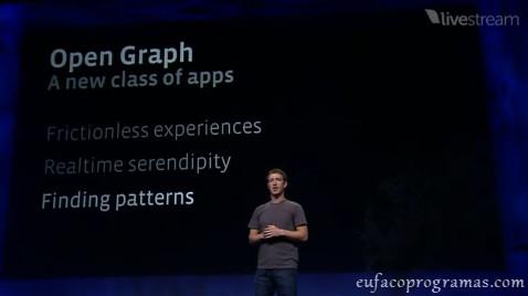 Novo Facebook - Social Graph
