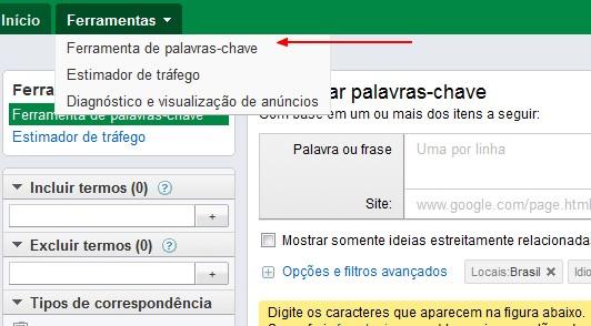 adwords google como usar